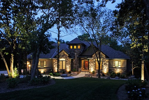 landscape lighting landproys wordpresslandscape lighting & Landscape Lighting Pictures. landscape lighting outdoor lighting ...